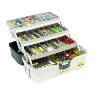 Plano Three Tray Tackle Box