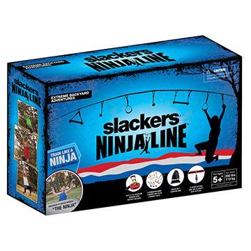 Slackers Ninjaline Intro Kit
