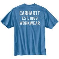 Carhartt Men's Big & Tall Original Fit Heavyweight Graphic Pocket Short-Sleeve T-Shirt