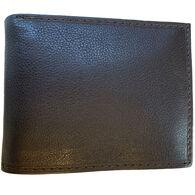 Deerfield Leathers Men's Bifold Wallet