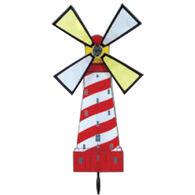 Premier Designs White Shoal Lighthouse Petite Spinner