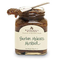 Stonewall Kitchen Bourbon Molasses Mustard 8 oz