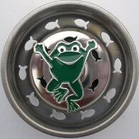 Linda Lou Jumping Frog Sink Strainer