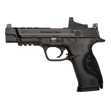 Smith & Wesson Performance Center Ported M&P9L Red Dot Sight 9mm 5 17-Round Pistol
