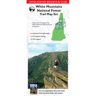 AMC White Mountain National Forest Trail Map Set