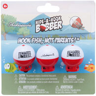Shakespeare Hide-a-Hook Float - 3 Pk.