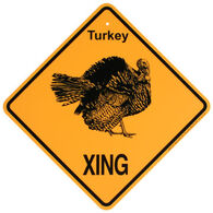 KC Creations Turkey XING Sign