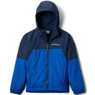 Columbia Toddler Boy's Ethan Pond Fleece Lined Jacket