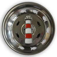 Linda Lou Lighthouse Sink Strainer