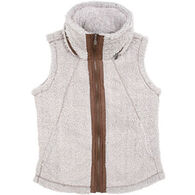Kenpo Women's i5 Fluffy Fleece Vest