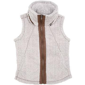Kenpo Womens i5 Fluffy Fleece Vest