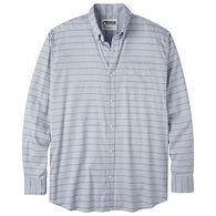 Mountain Khakis Men's Davidson Stretch Oxford Long-Sleeve Shirt