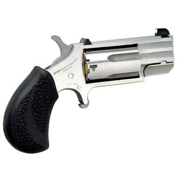 North American Arms Pug XS w/ White Dot 22 Magnum 1 5-Round Mini Revolver
