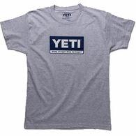 Yeti Men's Billboard Logo Short-Sleeve T-Shirt