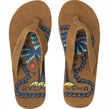 RVCA Men's Federal Sandal