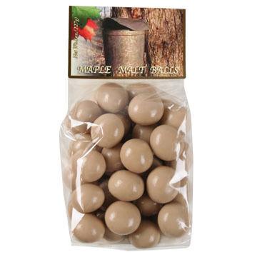 Wilburs of Maine Maple Malt Balls