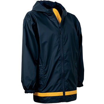 Charles River Apparel Youth Boys & Girls New Englander Jacket