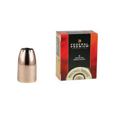 Federal Premium Personal Defense 44 Remington Magnum 240 Grain Hydra-Shok JHP Handgun Ammo (20)