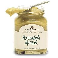 Stonewall Kitchen Horseradish Mustard, 8 oz.