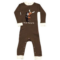 Lazy One Toddler Boys' Good Natured Unionsuit