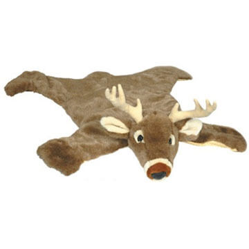 Carstens Inc Small White Tail Deer Rug