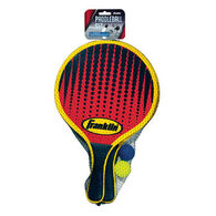Franklin Sports Pattern Paddleball Set