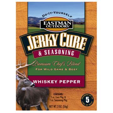 Eastman Outdoors Whiskey Pepper Jerky Seasoning