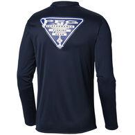 Columbia Men's PFG Terminal Tackle State Triangle Flag Long-Sleeve Shirt