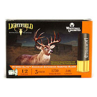 "Lightfield Hybred Elite 12 GA 3"" 1-1/4 oz. Slug Ammo (5)"