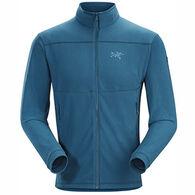 Arc'teryx Men's Delta LT Zip Neck Fleece Top