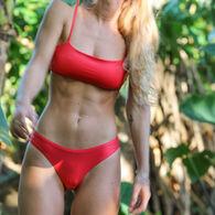 Imsy Women's Stella Reversible Bikini Bottom