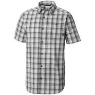 Columbia Men's Big & Tall Boulder Ridge Short-Sleeve Shirt