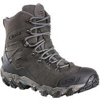 "Oboz Men's Bridger 8"" Waterproof BDry Insulated Hiking Boot, 200g"