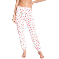 P.J. Salvage Women's Heart PJ Pant