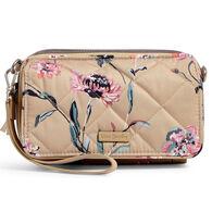 Vera Bradley Women's RFID All in One Crossbody Handbag