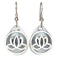 Eye Catching Jewelry Women's Lotus Blossom Earring