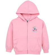 ESY Toddler Full-Zip Moose Sweatshirt