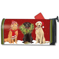 MailWraps Santas Helpers Mailbox Cover