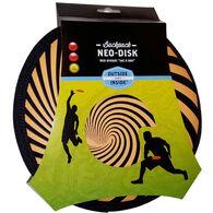 Outside Inside Backpack Flying Neo-Disk Game