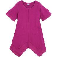Sea Breeze Women's Front Pocket Dress