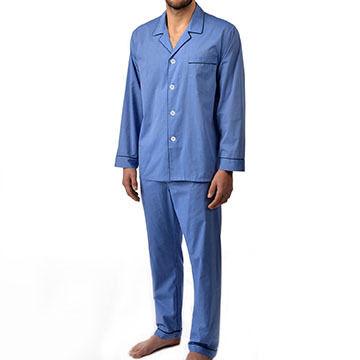 Majestic International Men's Long-Sleeve Pajama