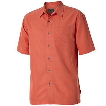 Royal Robbins Mens Desert Pucker Short-Sleeve Woven Shirt