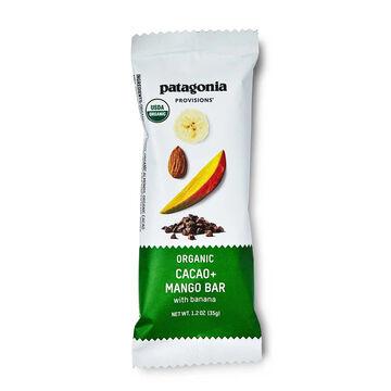Patagonia Provisions Organic Cacao + Mango Bar