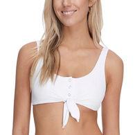Body Glove Women's Ibiza Kate Tie-Front Tank Swim Top