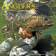 Willow Creek Press Angler's 2018 Wall Calendar