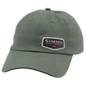 Simms Mens Oil Cloth Cap