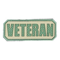 Maxpedition Veteran PVC Morale Patch