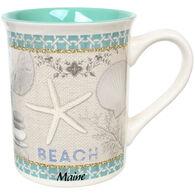 Cape Shore Beach House Bay Mug