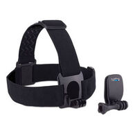GoPro Head Strap Mount w/ QuickClip
