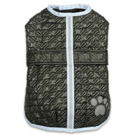 Zack & Zoey ThermaPet Quilted Thermal Nor'Easter Dog Coat